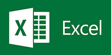 Quantitative Data Management, Analysis & Visualization using Ms Excel tickets