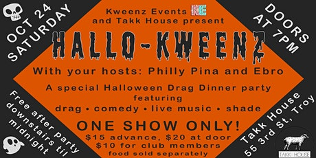 Hallo-Kweenz tickets