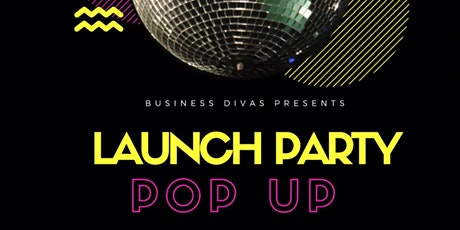 Launch Party Pop Up tickets