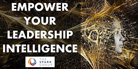 (WEBINAR) Empower Your Leadership Intelligence tickets