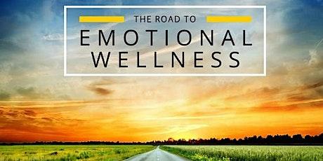 Emotional Wellness with Steve via Cater2me Spa & Salon tickets