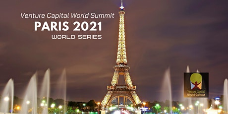Paris 2021 Q3 Venture Capital World Summit billets