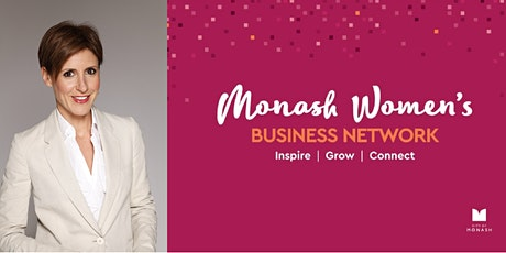 Monash Women's Business Network  - Emerging More Resilient tickets