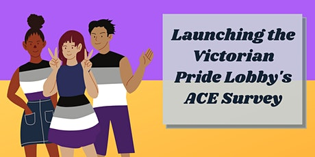 The Victorian Pride Lobby is celebrating 2020 Ace Awareness Week by launch tickets