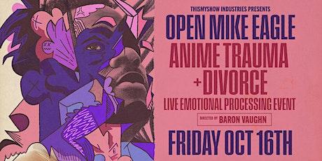 Anime, Trauma, + Divorce: Live Emotional Processing Event  (LIVESTREAM) Tickets
