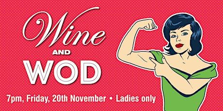 CrossFit 5011 Wine & WOD Night