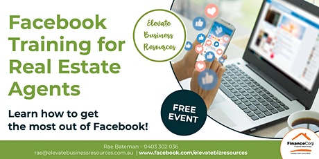 NRG Facebook Training for Real Estate Agents tickets