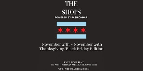 The Shops! November 2020 - Thanksgiving/Black Friday Edition! tickets