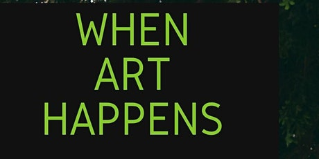 When Art Happens || CRayProject tickets