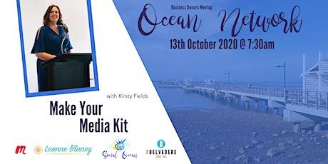 Ocean Network VIRTUAL Meetup October tickets