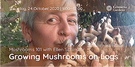 Mushrooms 101 - Growing Mushrooms on Logs (AM Session) tickets