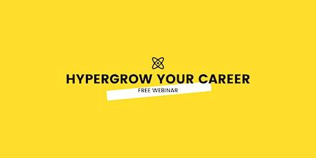 Hypergrow Your Career tickets