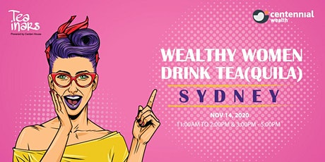 Wealthy Women Drink Tea... (quila) tickets