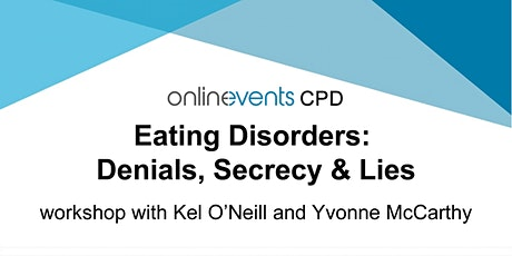 Eating Disorders Part 3: Denial, Secrecy, & Lies tickets