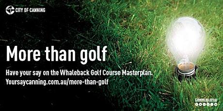 Whaleback Masterplan - ONLINE Workshop tickets