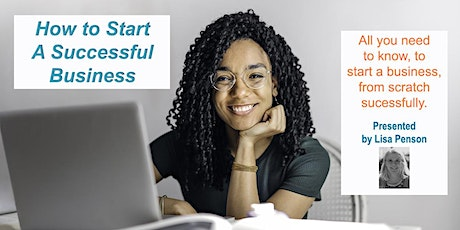 Online Workshop: How to Start a Successful Business tickets