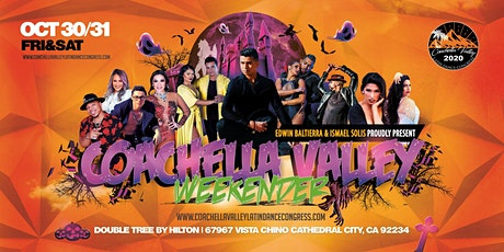 Coachella Valley Weekender tickets