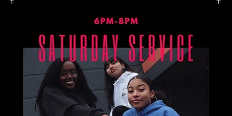 Saturday Youth Service tickets