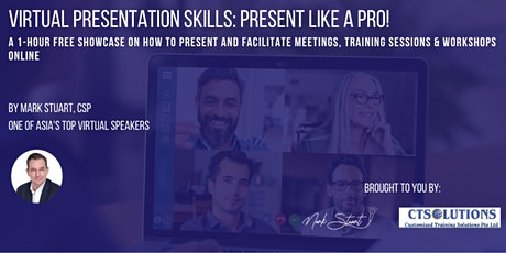Virtual Presentation Skills Full Program tickets