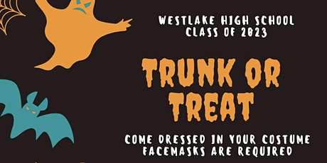Westlake's Trunk-or-Treat tickets