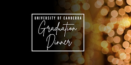 UC Graduation Dinner tickets