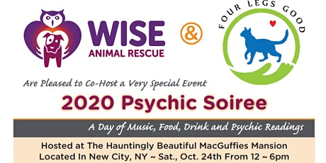 2020 Psychic Soiree tickets