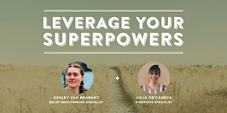 Leverage Your Superpowers tickets