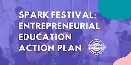 Entrepreneurial Education Action Plan Masterclass tickets