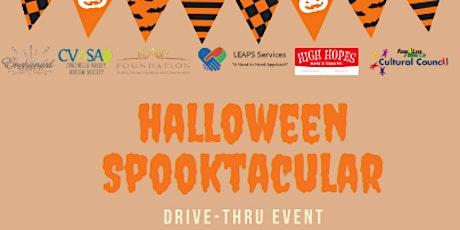 Halloween Spooktacular Drive-thru Event tickets