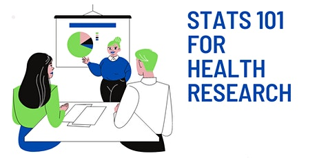 Stats 101 for Health Research tickets