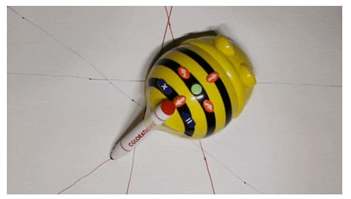 Bubs & Bees: Buzz with Beebot & Scratch Jr!, [Ages 5-6] @ Bukit Timah image