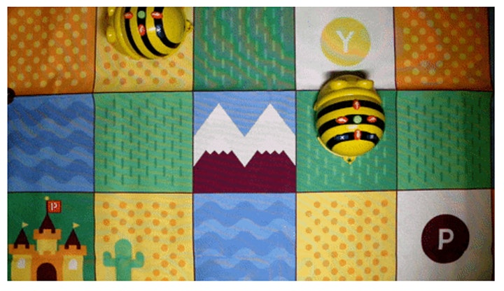 Bubs & Bees: Buzz with Beebot & Scratch Jr!, [Ages 5-6] @ Orchard image