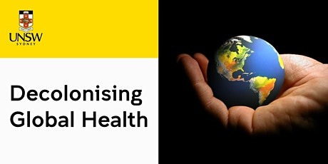 Decolonising Global Health tickets