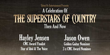 A celebration of: The Superstars of Country tickets