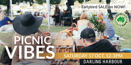 Picnic Vibes Darling Harbour tickets