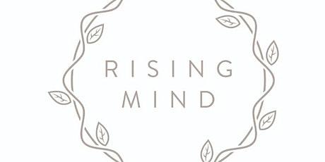 Rising Mind - Pranayam & Meditation tickets