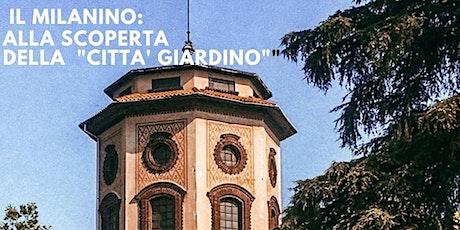 """""""Il Milanino"""" alla scoperta della Città Giardino in bici biglietti"""