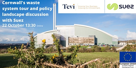 Cornwall's waste system  tour and policy landscape discussion with Suez tickets