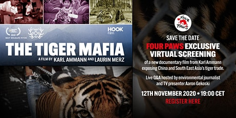 The Tiger Mafia Film: Virtual Premiere, followed by live Q&A tickets