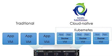 Sangfor PAAS : utilizzo semplice dei container nell'IT aziendale e cloud biglietti