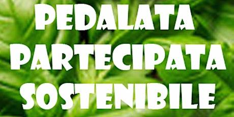 Pedalata partecipata sostenibile (Lavagna-Chiavari) biglietti