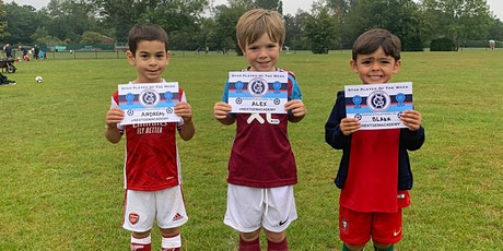 Ruislip Rangers October Half-Term Football Camp tickets