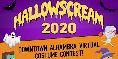 Downtown Alhambra Virtual Hallowscream 2020 tickets