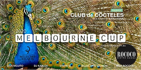 MELBOURNE CUP Tuesday 3rd of November 2020 tickets
