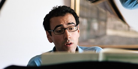 Lunchtime Concert  - Piano Recital with Gamal Khamis tickets