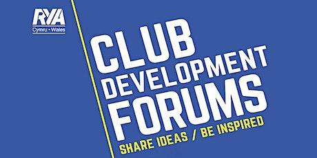 Club Development Forum tickets
