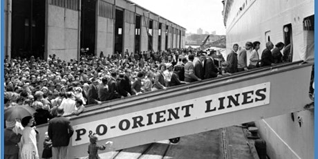 A Photographic history of P & O