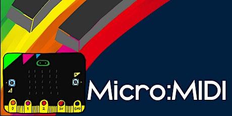 MicroMIDI - POSTPONED, DATE TBC tickets