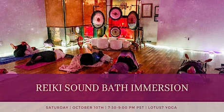 REIKI SOUND BATH (South OC) tickets