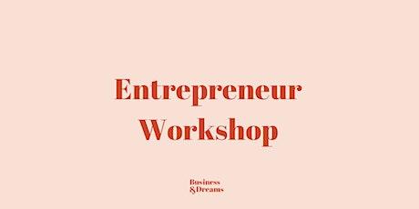 Entrepreneur Workshop - Idea Brainstorming October 27 tickets